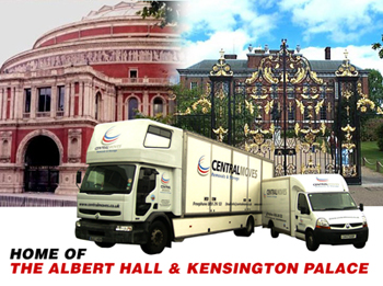 Kensington removals image