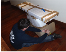 Fragile Packing